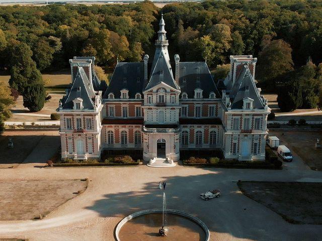 Le mariage de Laurent et Lucile à Béville-le-Comte, Eure-et-Loir 2