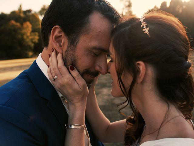 Le mariage de Laurent et Lucile à Béville-le-Comte, Eure-et-Loir 3