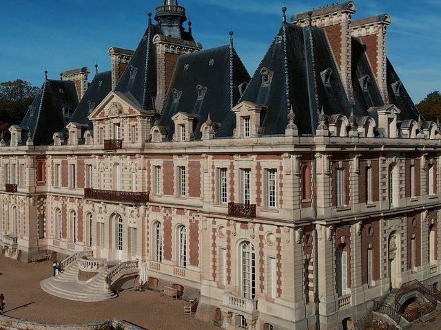 Le mariage de Laurent et Lucile à Béville-le-Comte, Eure-et-Loir 4