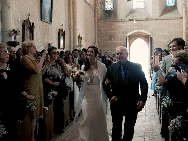 Le mariage de Laurent et Lucile à Béville-le-Comte, Eure-et-Loir 15