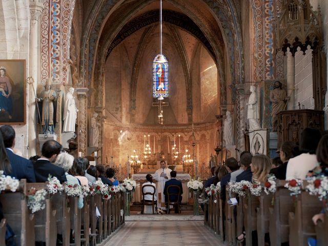 Le mariage de Laurent et Lucile à Béville-le-Comte, Eure-et-Loir 16