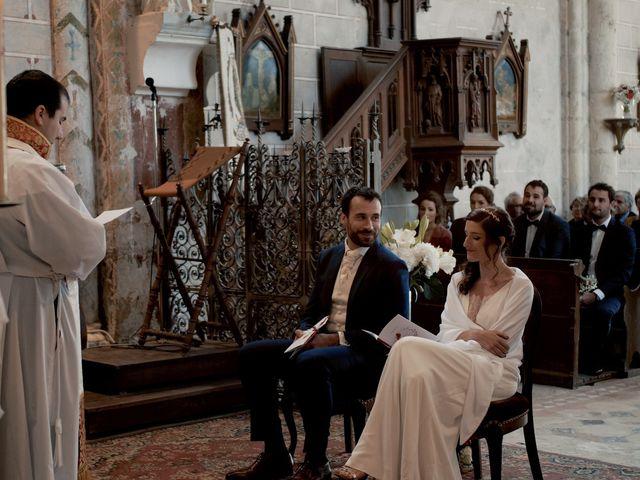Le mariage de Laurent et Lucile à Béville-le-Comte, Eure-et-Loir 17