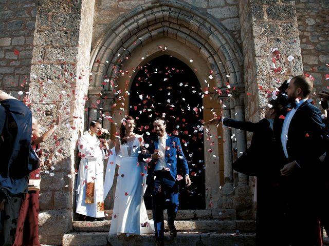 Le mariage de Laurent et Lucile à Béville-le-Comte, Eure-et-Loir 20