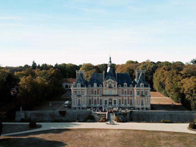 Le mariage de Laurent et Lucile à Béville-le-Comte, Eure-et-Loir 35