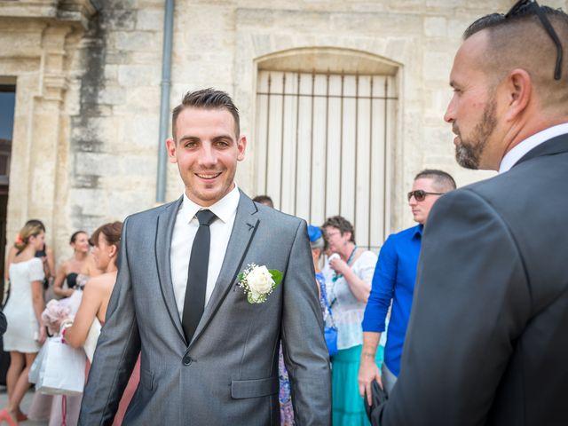 Le mariage de Xavier et Sarah à Pignan, Hérault 12
