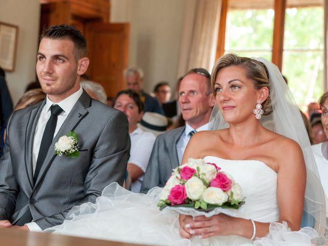 Le mariage de Xavier et Sarah à Pignan, Hérault 13