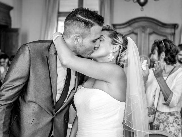 Le mariage de Xavier et Sarah à Pignan, Hérault 16