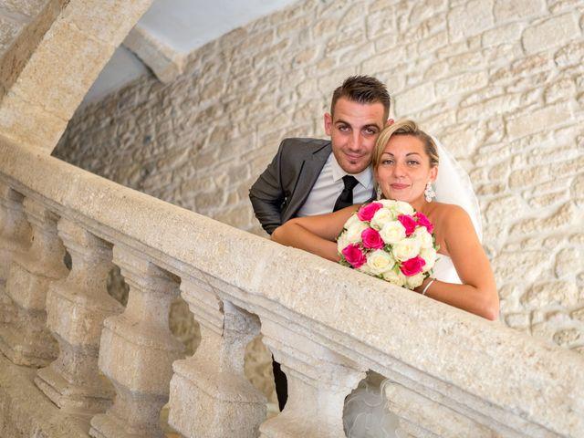 Le mariage de Xavier et Sarah à Pignan, Hérault 20