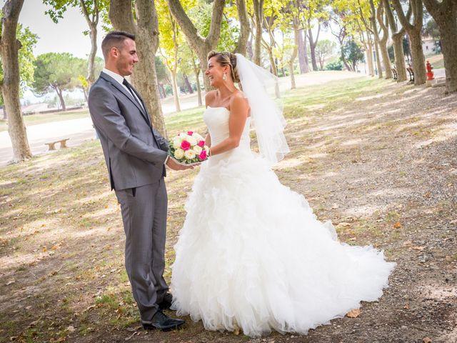 Le mariage de Xavier et Sarah à Pignan, Hérault 1