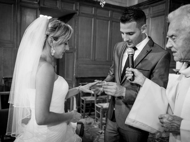 Le mariage de Xavier et Sarah à Pignan, Hérault 25