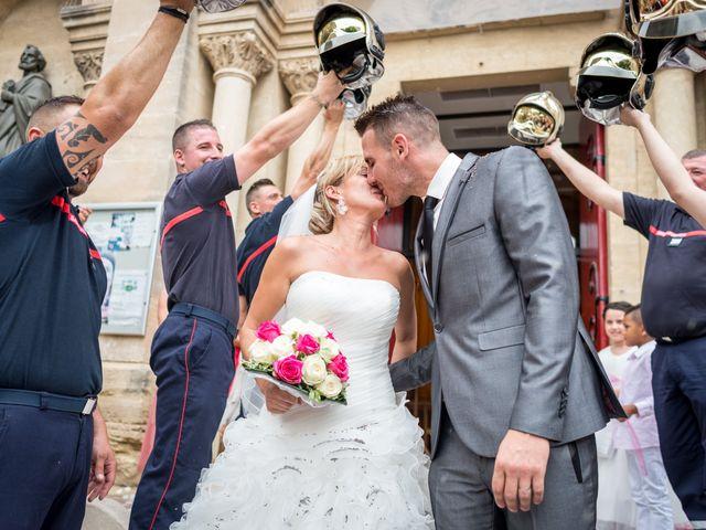 Le mariage de Xavier et Sarah à Pignan, Hérault 28