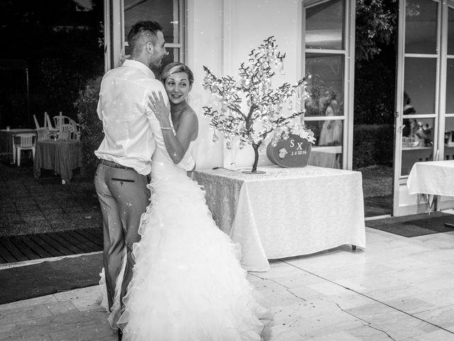 Le mariage de Xavier et Sarah à Pignan, Hérault 37