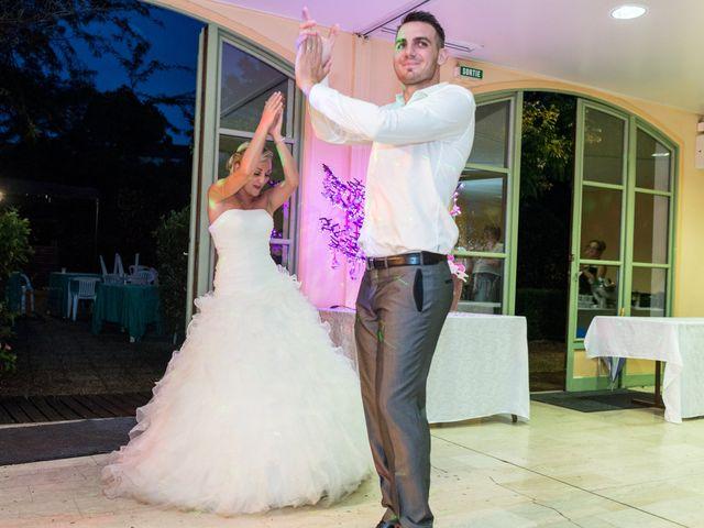 Le mariage de Xavier et Sarah à Pignan, Hérault 38