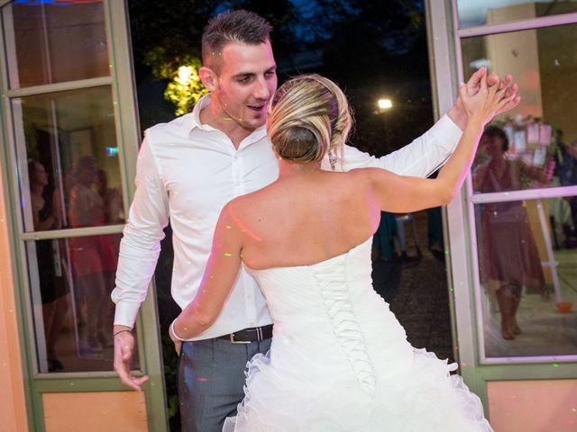 Le mariage de Xavier et Sarah à Pignan, Hérault 39