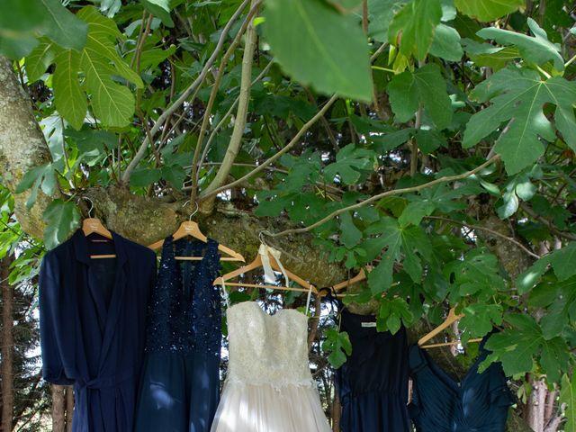Le mariage de Pierre et Alicia à Tresses, Gironde 5