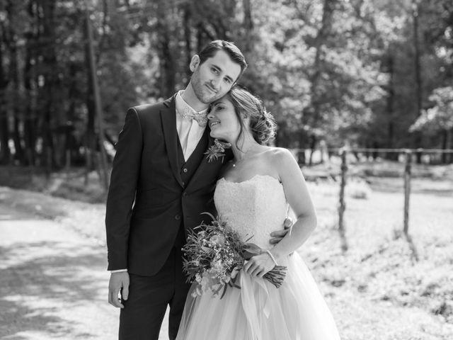 Le mariage de Pierre et Alicia à Tresses, Gironde 11