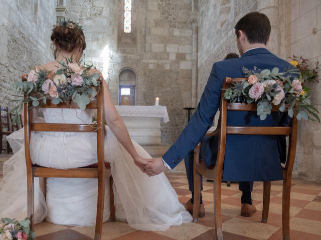 Le mariage de Pierre et Alicia à Tresses, Gironde 13