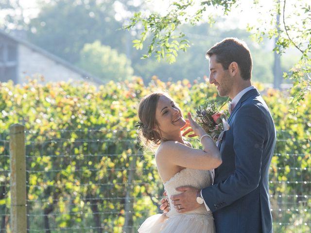 Le mariage de Pierre et Alicia à Tresses, Gironde 19