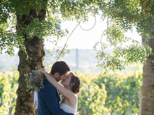 Le mariage de Pierre et Alicia à Tresses, Gironde 20