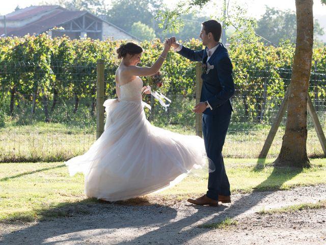 Le mariage de Pierre et Alicia à Tresses, Gironde 21