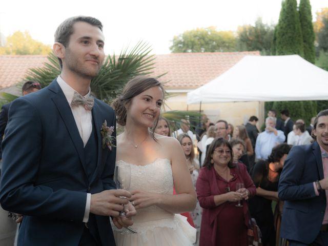 Le mariage de Pierre et Alicia à Tresses, Gironde 28