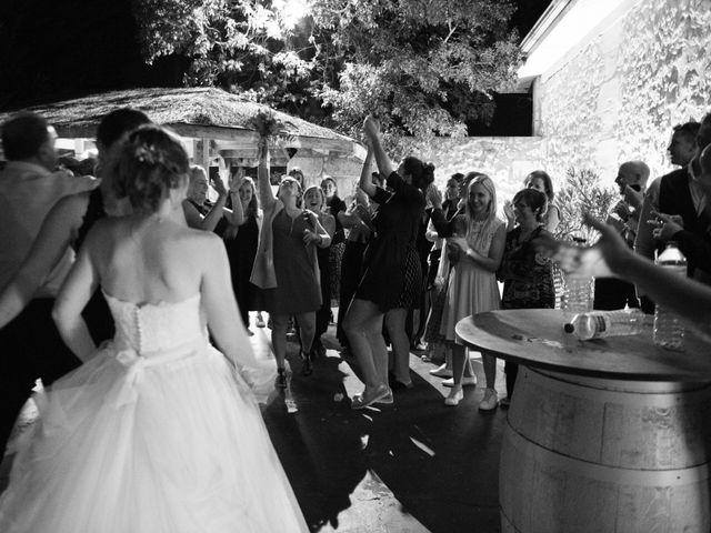 Le mariage de Pierre et Alicia à Tresses, Gironde 33