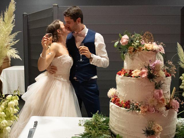 Le mariage de Pierre et Alicia à Tresses, Gironde 34