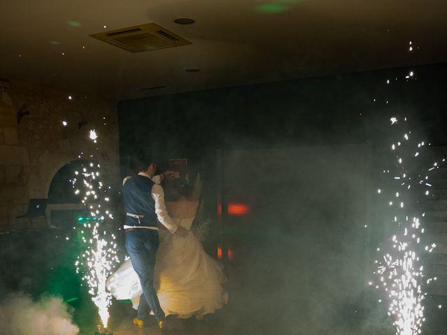 Le mariage de Pierre et Alicia à Tresses, Gironde 36