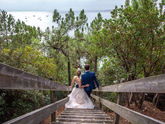 Le mariage de Pierre et Alicia à Tresses, Gironde 37