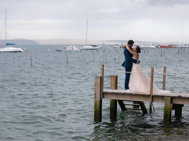 Le mariage de Pierre et Alicia à Tresses, Gironde 42