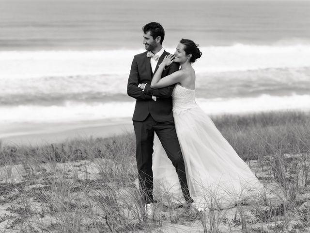 Le mariage de Pierre et Alicia à Tresses, Gironde 45