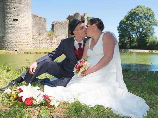 Le mariage de Michel et Stéphanie à Soullans, Vendée 1