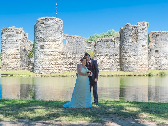 Le mariage de Michel et Stéphanie à Soullans, Vendée 3