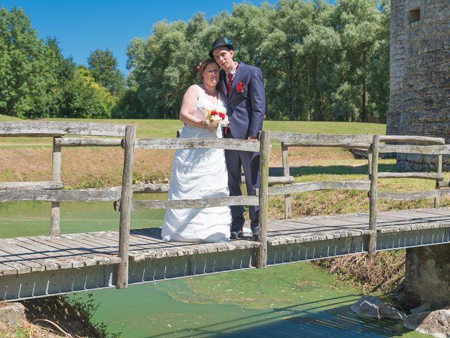 Le mariage de Michel et Stéphanie à Soullans, Vendée 6