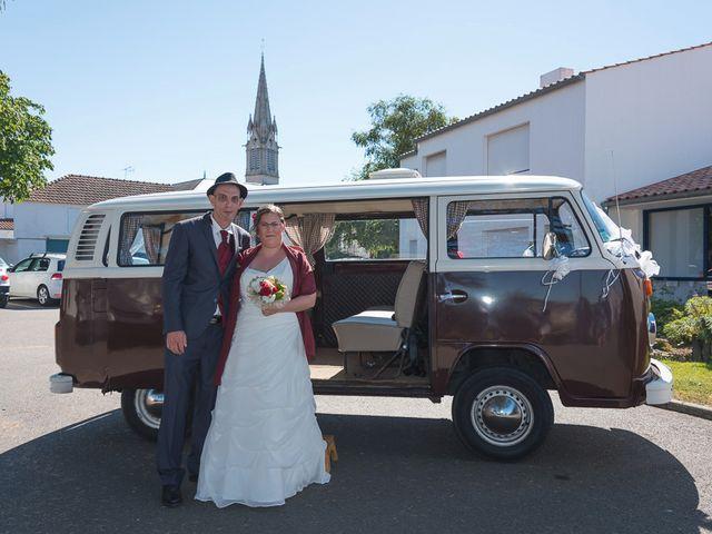 Le mariage de Michel et Stéphanie à Soullans, Vendée 8