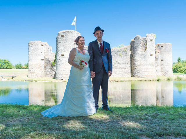 Le mariage de Michel et Stéphanie à Soullans, Vendée 11