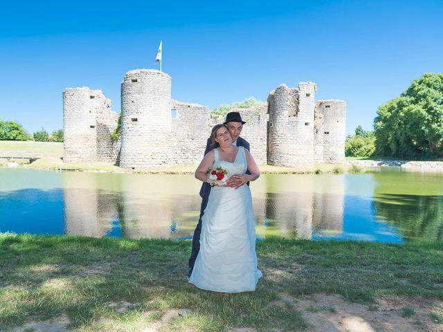 Le mariage de Michel et Stéphanie à Soullans, Vendée 16