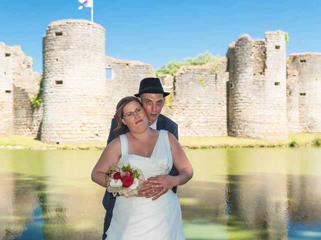 Le mariage de Michel et Stéphanie à Soullans, Vendée 17