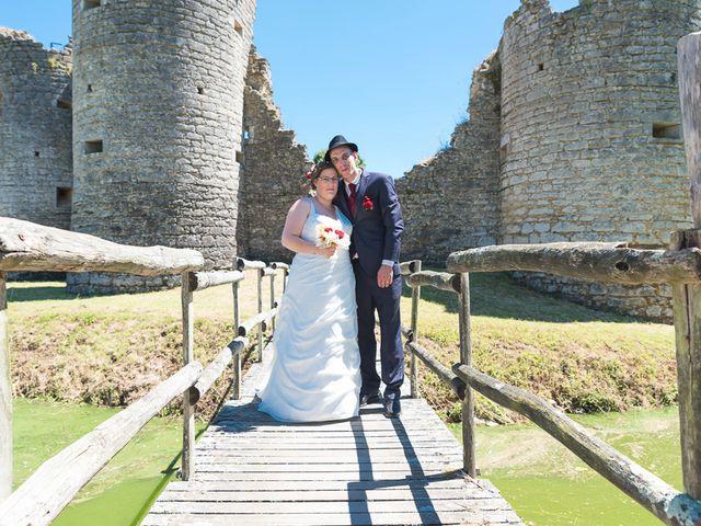 Le mariage de Michel et Stéphanie à Soullans, Vendée 19