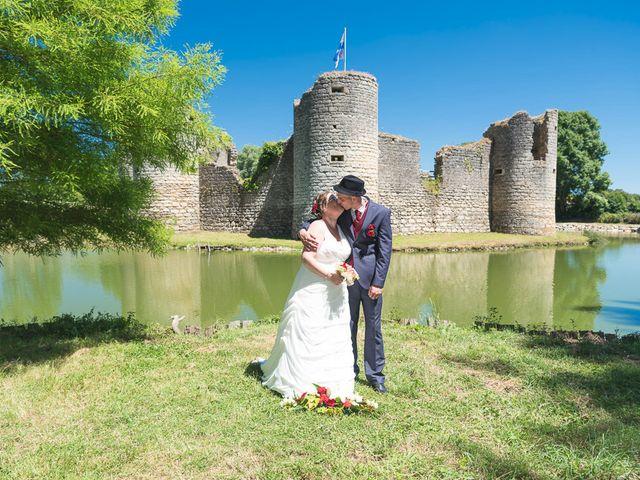 Le mariage de Michel et Stéphanie à Soullans, Vendée 24