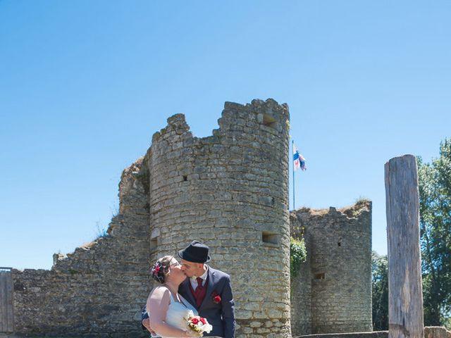 Le mariage de Michel et Stéphanie à Soullans, Vendée 23