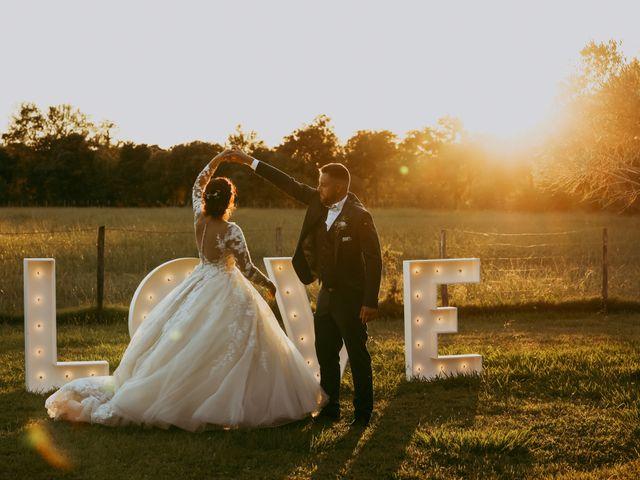 Le mariage de Marion et Clément