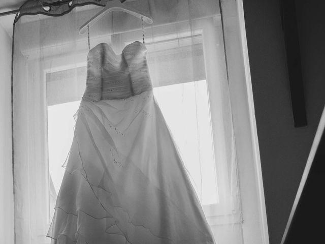 Le mariage de Cédric et Marie à Saint-Erblon, Ille et Vilaine 4