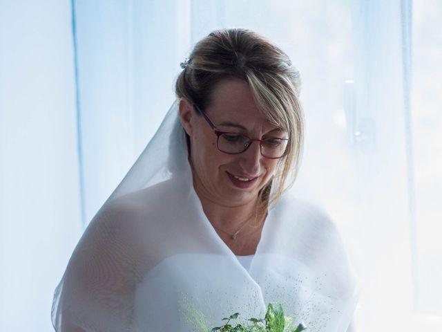 Le mariage de Cédric et Marie à Saint-Erblon, Ille et Vilaine 10