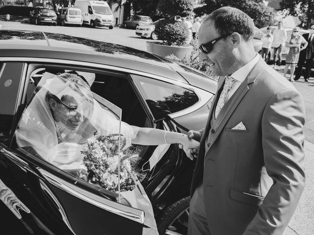 Le mariage de Cédric et Marie à Saint-Erblon, Ille et Vilaine 11