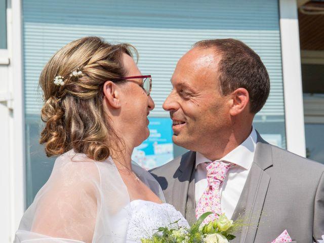 Le mariage de Cédric et Marie à Saint-Erblon, Ille et Vilaine 13