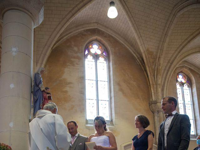 Le mariage de Cédric et Marie à Saint-Erblon, Ille et Vilaine 15