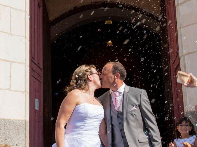 Le mariage de Cédric et Marie à Saint-Erblon, Ille et Vilaine 20