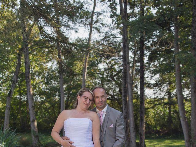 Le mariage de Cédric et Marie à Saint-Erblon, Ille et Vilaine 22