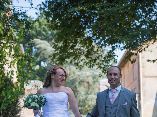 Le mariage de Cédric et Marie à Saint-Erblon, Ille et Vilaine 24